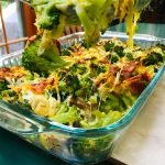 Cheesy Broccoli Bacon Casserole