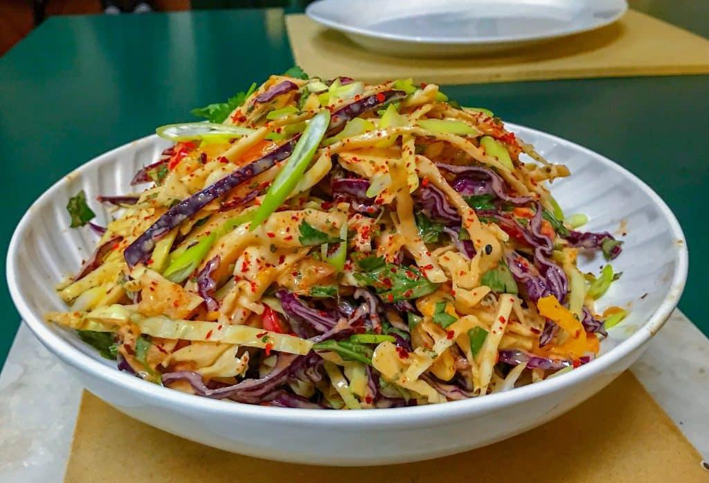 Kimchi Cole Slaw
