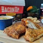 Low Carb Piggy Fried Chicken