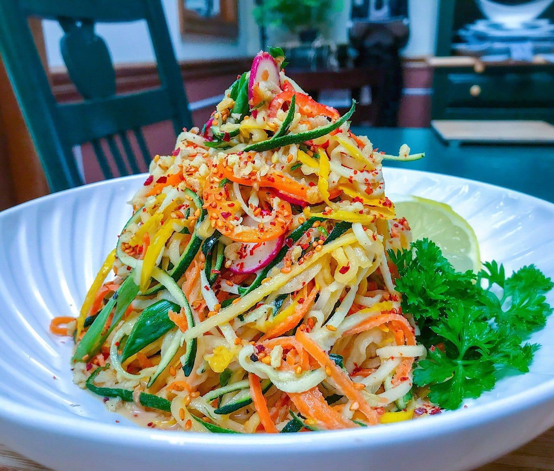 Image result for green papaya salad