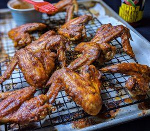 Keto Vietnamese  Sticky Wings