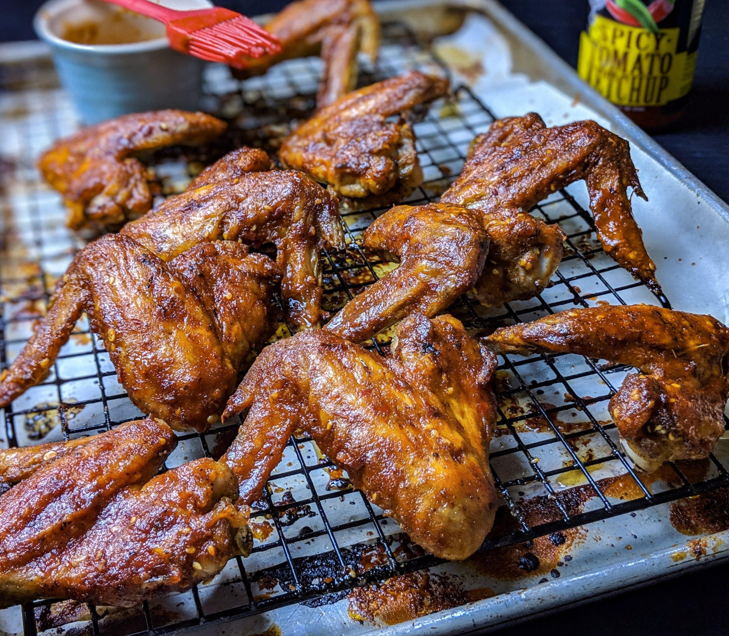 Vietnamese Sticky Wings