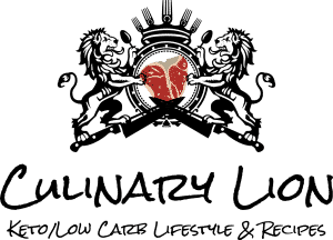 Culinary Lion Logo