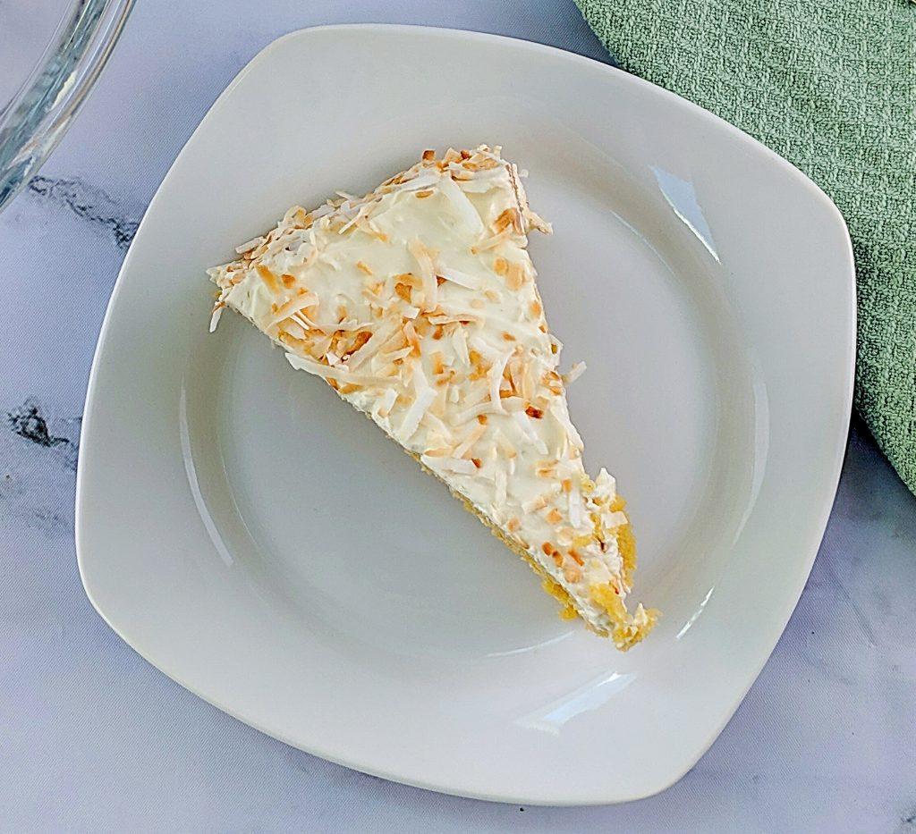 Keto Coconut Layer Cake