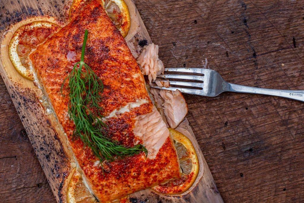 Grilling Fish 101 cedar plank salmon