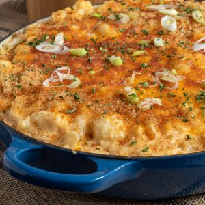 Ultimate Cheesy Cauliflower Casserole Keto