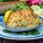 Seafood Imperial Recipe with crab