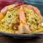 Keto seafood imperial recipe