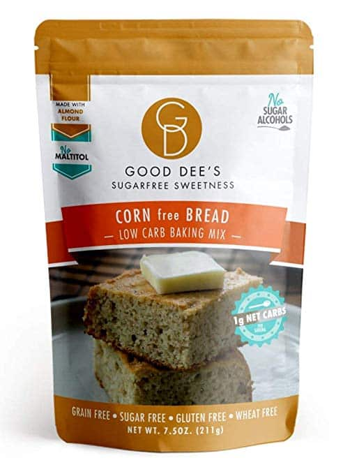 good dees corn bread baking mix chaffle recipe