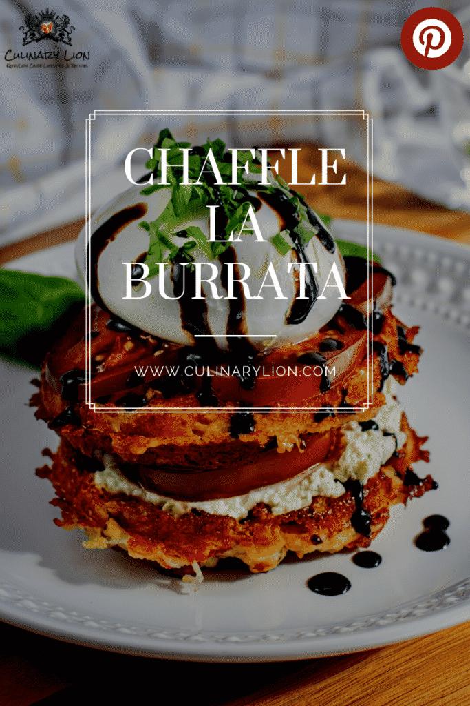 Chaffle La Burrata Pintrest Thumbnail