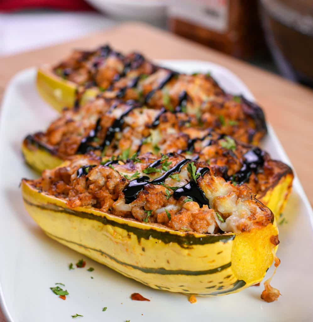 Delicata Squash Air Fryer oven recipe