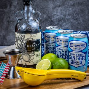 The Keto Kraken AKA Dark & stormy