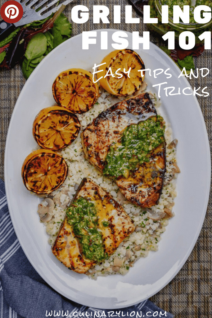 Grilling fish 1010: tips and tricks