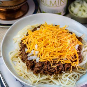 Keto Cincinnati Chili Recipe