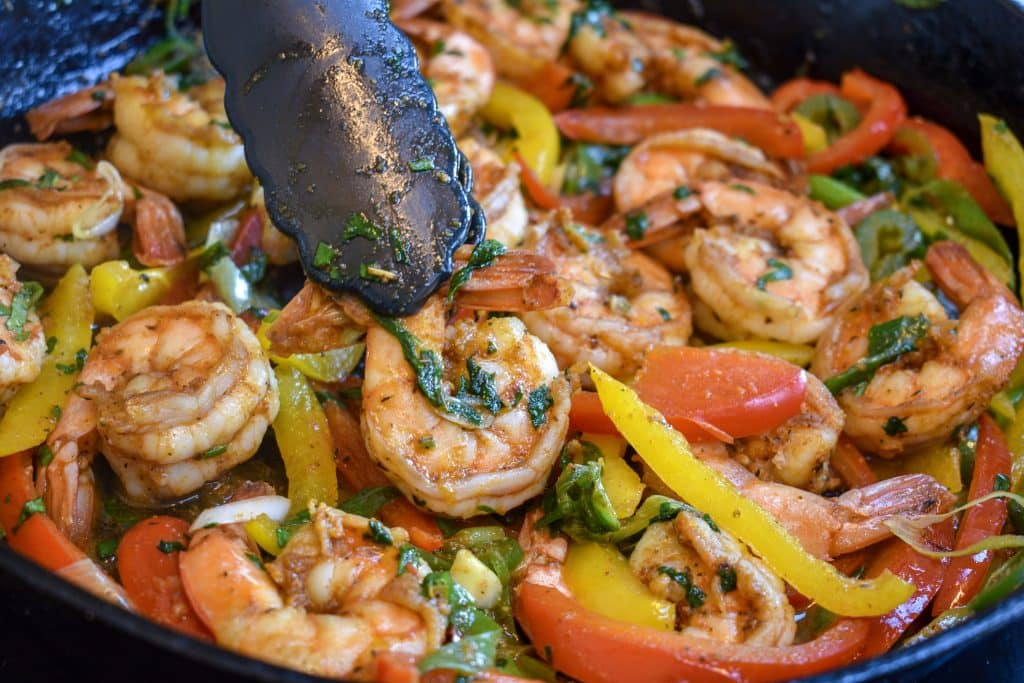 tequila lime shrimp
